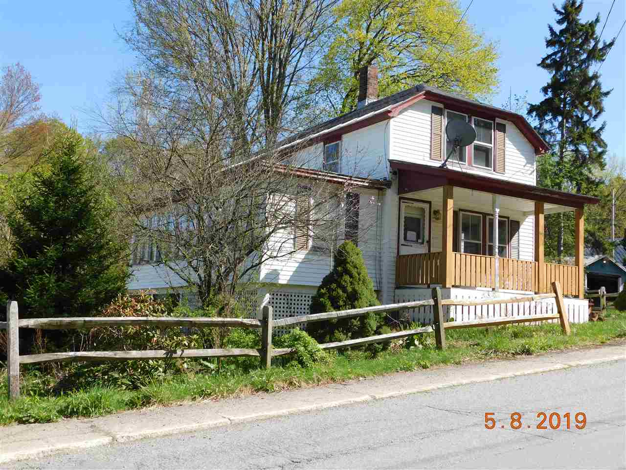 Springfield VT Home for sale $List Price is $44,900