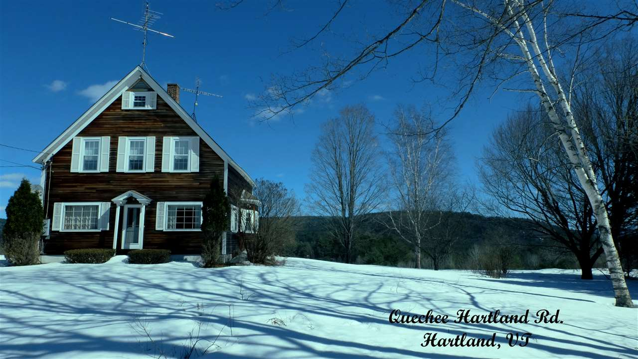 Quechee VT Home for sale $389,000