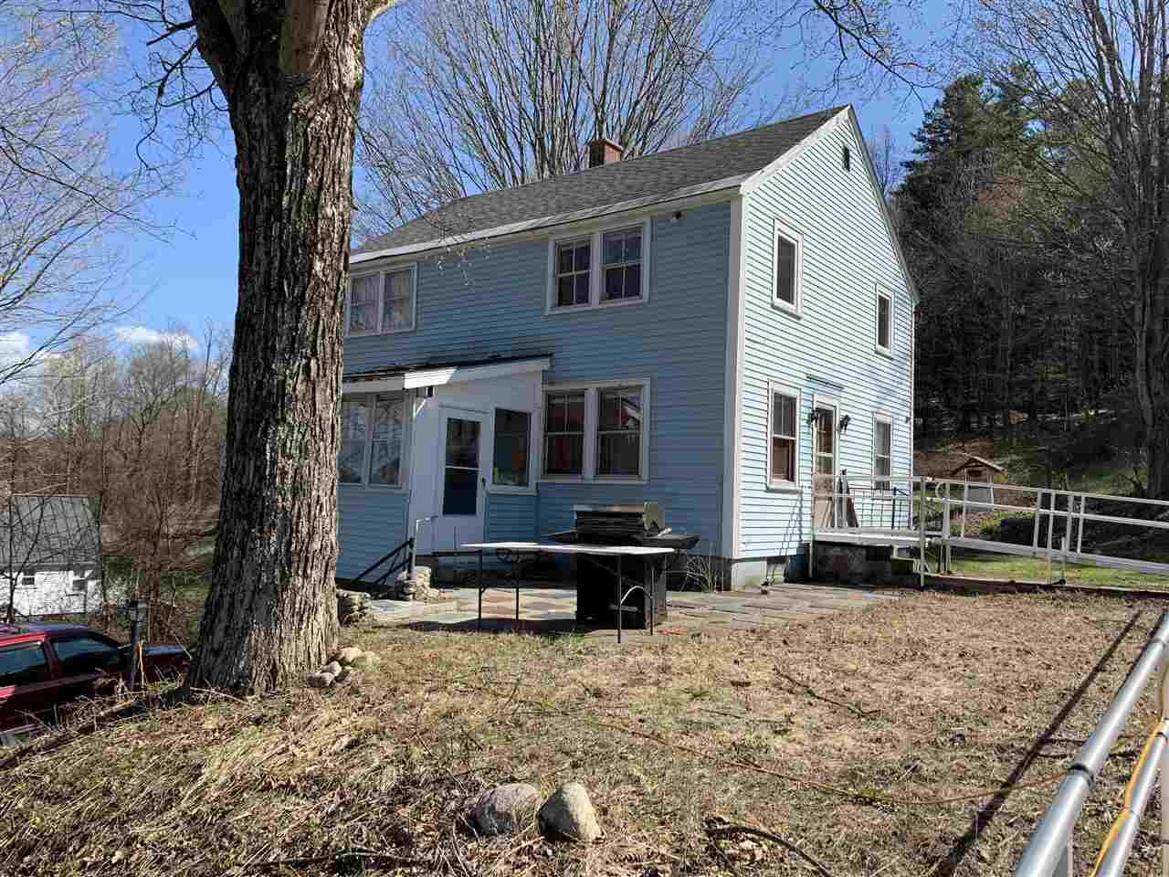 Springfield VT Home for sale $List Price is $115,000
