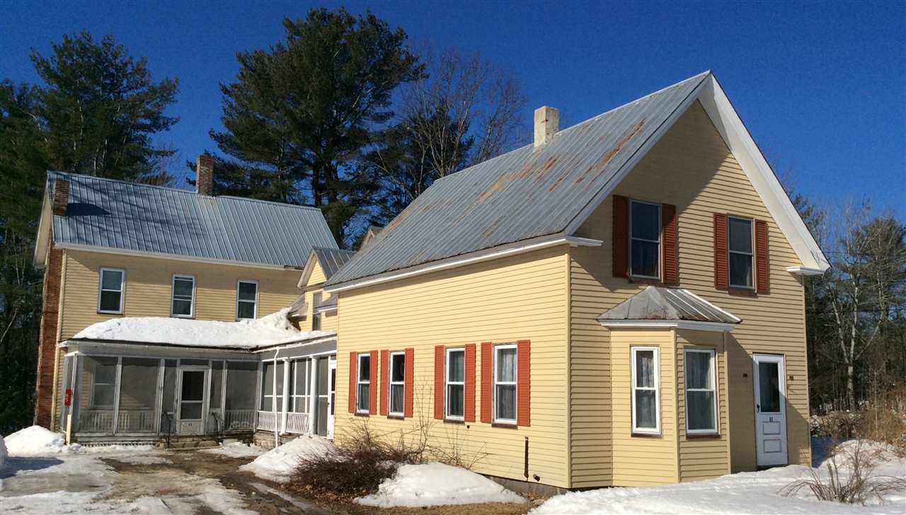 Ossipee NH Home for sale $$147,000 $50 per sq.ft.