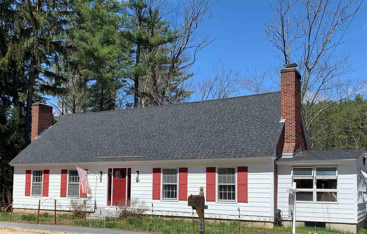 NEW HAMPTON NH Home for sale $264,900