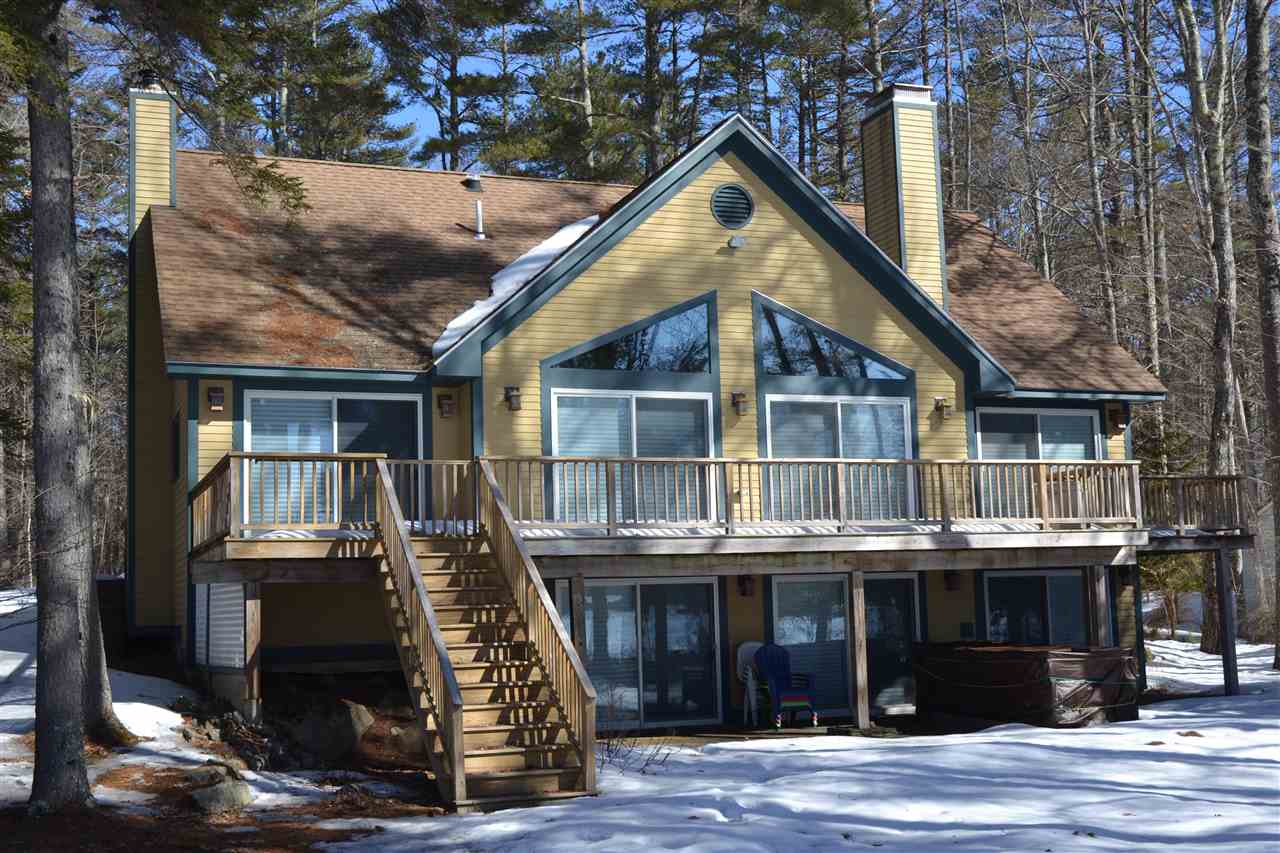 VILLAGE OF MIRROR LAKE IN TOWN OF TUFTONBORO NH  Home for sale $725,000