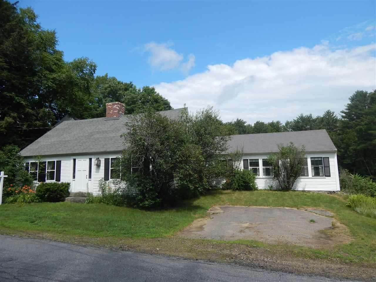 TILTON NH Home for sale $249,900