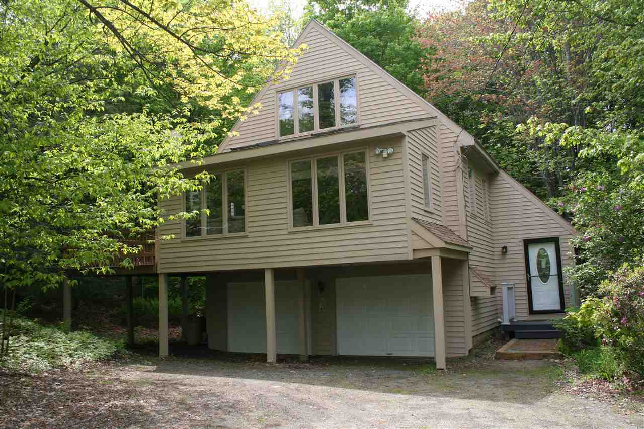 Village of Quechee in Town of Hartford VT Home for sale $List Price is $389,990