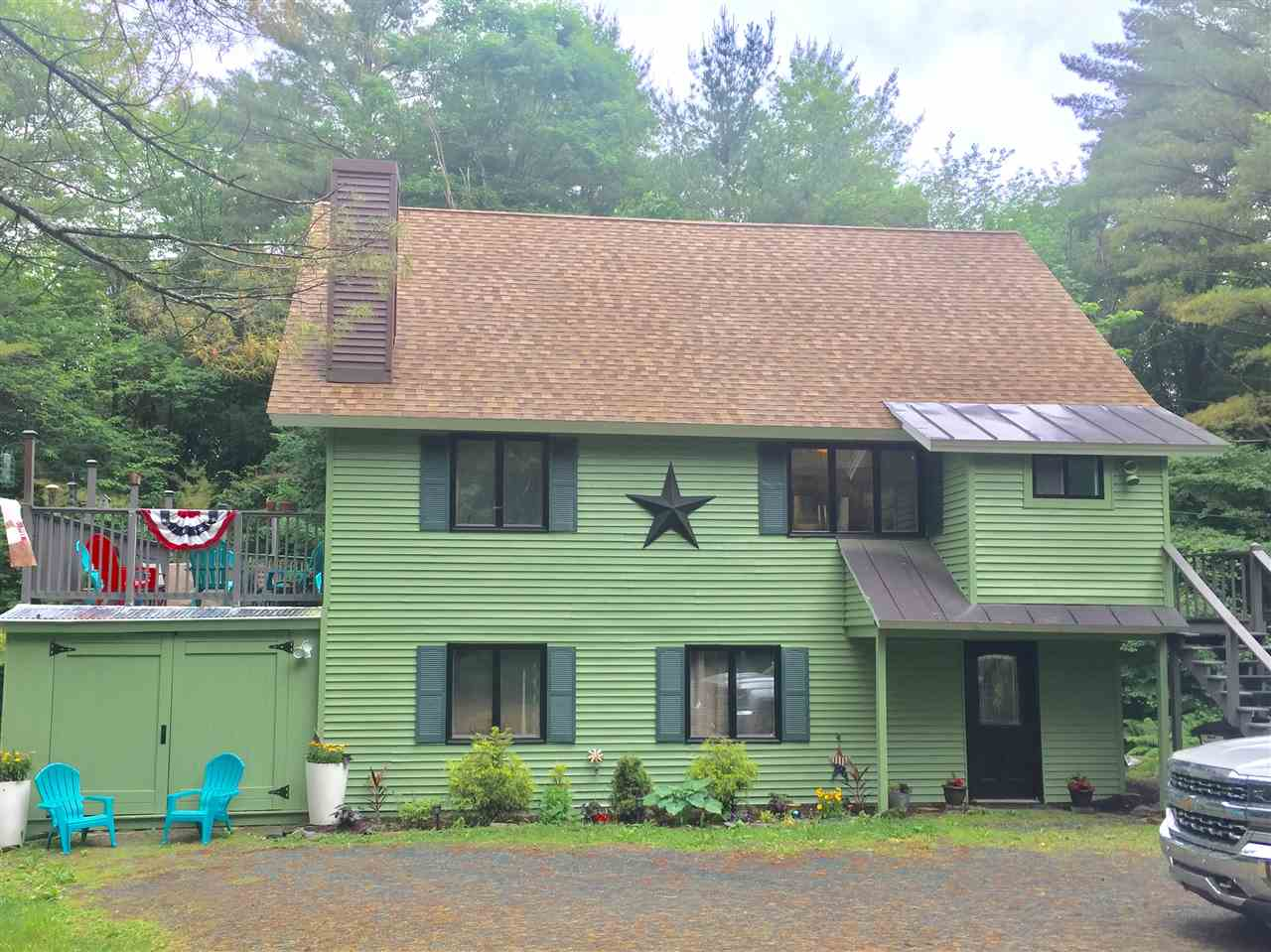 Village of Quechee in Town of Hartford VT Home for sale $List Price is $227,000