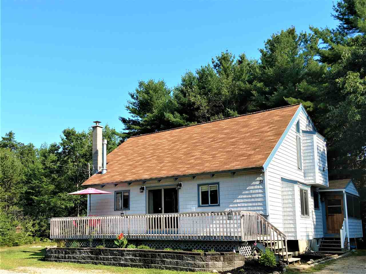 VILLAGE OF CENTER OSSIPEE IN TOWN OF OSSIPEE NH Home for sale $205,000