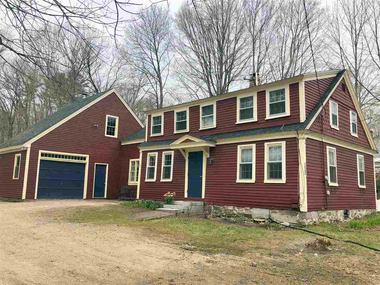 WOLFEBORO NH  Home for sale $249,900