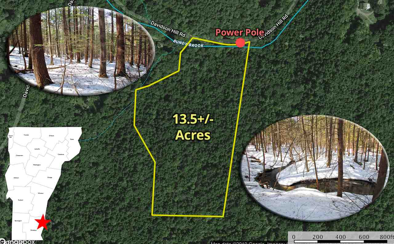 WESTMINSTER VTLAND  for sale $$59,000 | 13.5 Acres  | Price Per Acre $0  | Total Lots 7