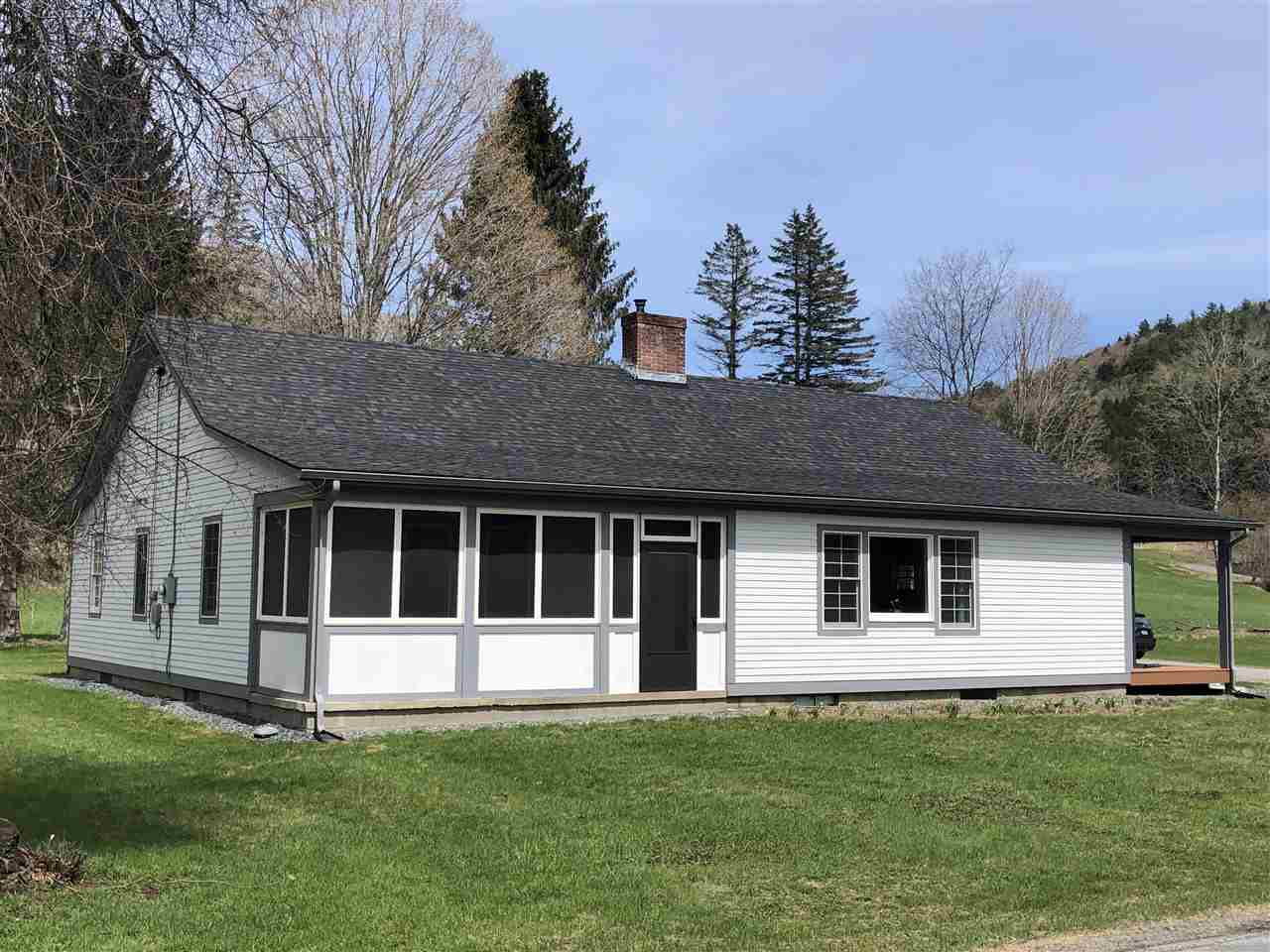 Pomfret VT Home for sale $List Price is $439,000