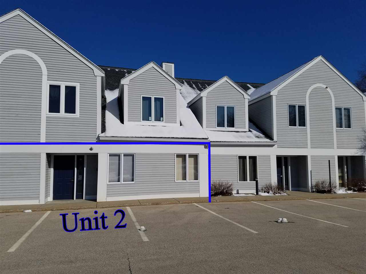 MLS 4743162: 184 Mammoth Road-Unit Unit 2 (2B), Londonderry NH