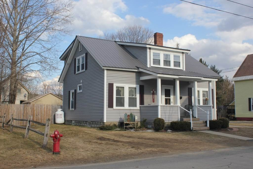 Springfield VT Home for sale $List Price is $135,000