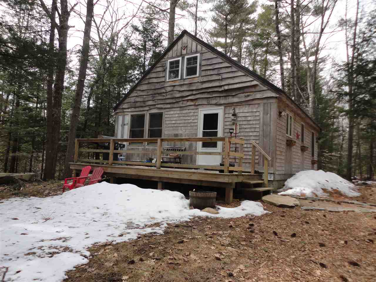 OSSIPEE NH Home for sale $115,000