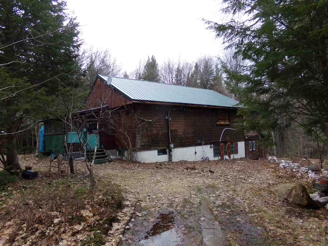 EFFINGHAM NH  Home for sale $109,900