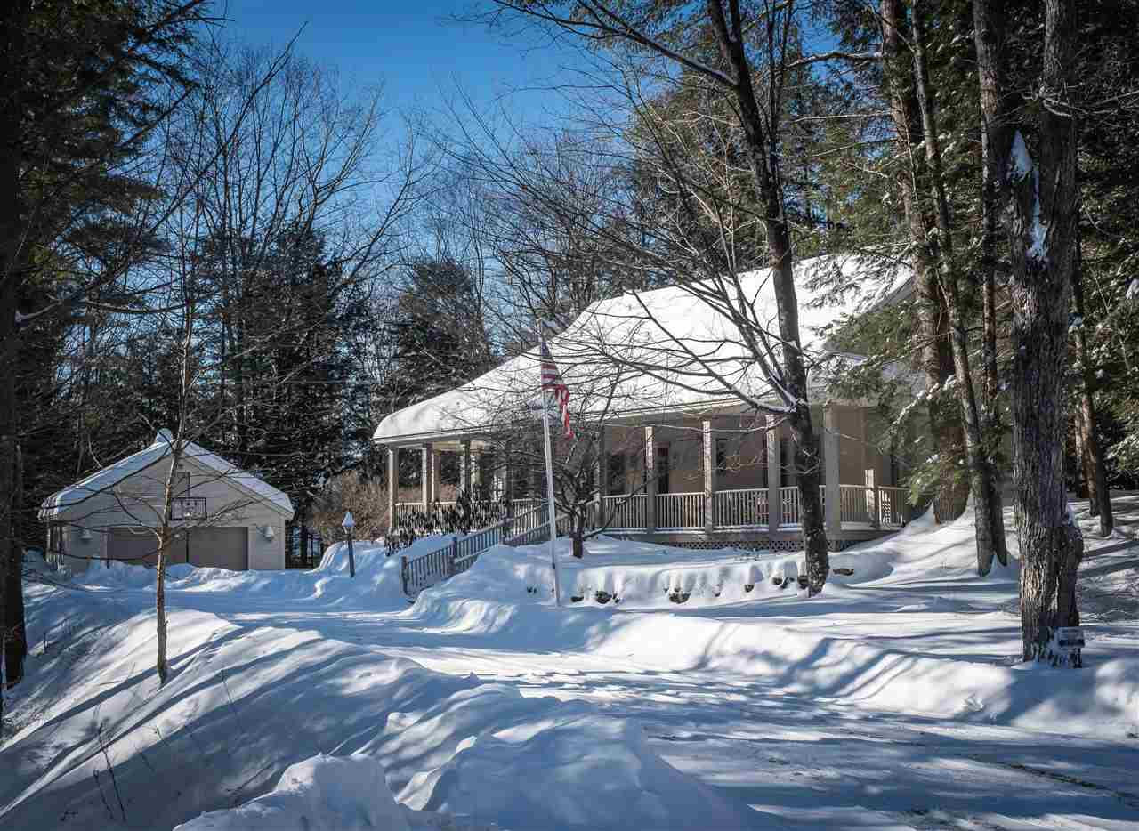 Village of Quechee in Town of Hartford VTHome for sale $List Price is $295,000