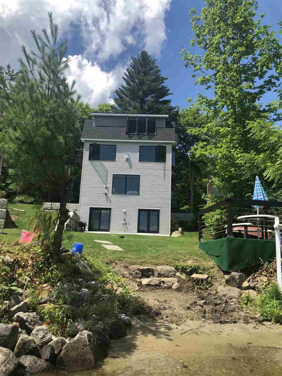 CENTER HARBOR NH  Home for sale $889,000