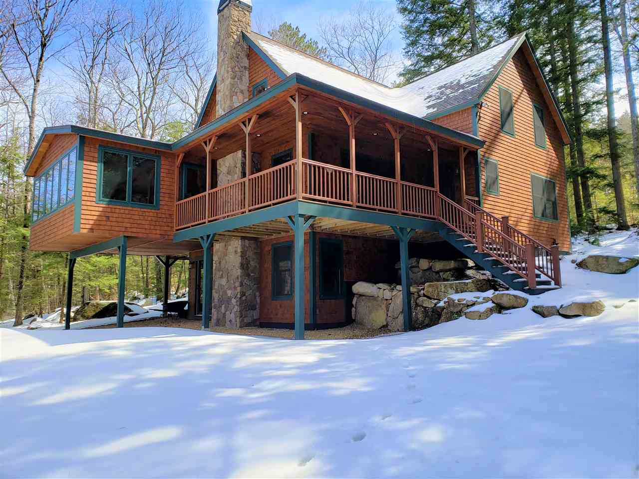 NEW DURHAM NH Home for sale $525,000