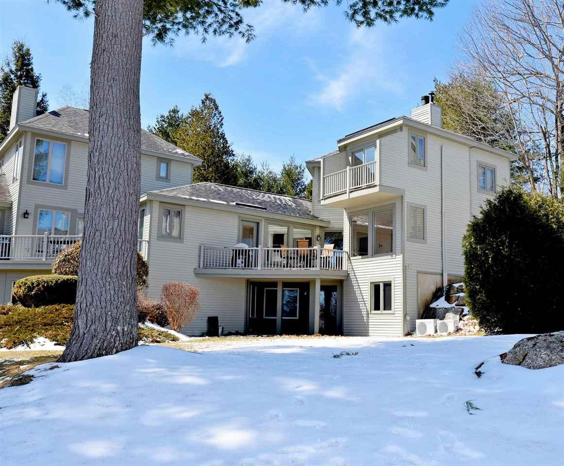 Laconia NH Lake Lake Winnipesaukee - Paugus Bay waterfront home for sale