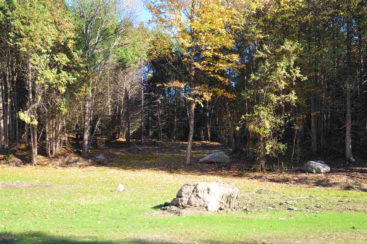 Beautiful 9.0 acre building lot off Pond Road, Shelburne.  Ready to build, Lot 5, part of a 3-lot private community, boasts wooded acreage with pasture land to the east.  Driveway cut is off of a new gravel road, Finney Ridge.  Land supports agriculture and horses.  State approved waste water permit (WW-4-2651-1) in place.  Underground electrical and internet service lines are along the road and on site. Stormwater ponds and fire pond completed.  This exclusive lot is close to Shelburne Pond (fishing, skating, boating), walking trails and the VAST trail.  Easy access to Rt. 116, Burlington International Airport, UVM Medical Center and CVU.  Other building lots also available.