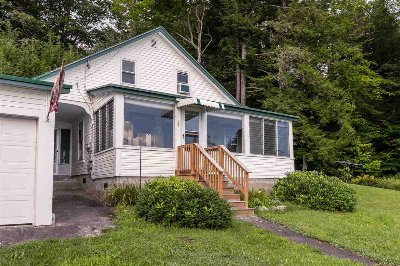 SUTTON NH Lake House for sale $$228,900 | $208 per sq.ft.