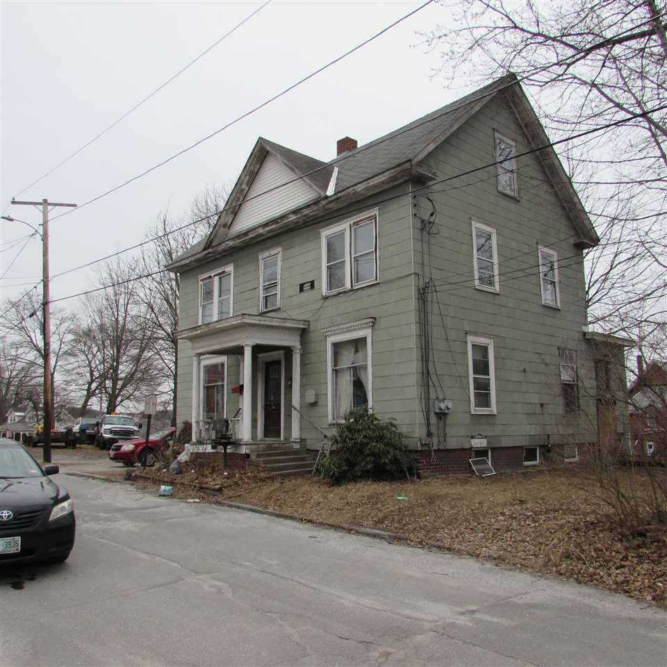 Claremont NH 03743Multi Family for sale $List Price is $49,900