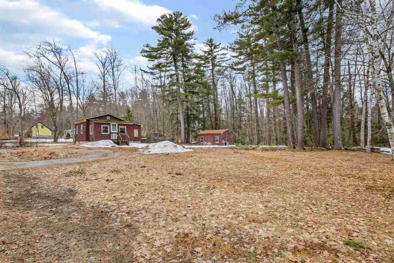 CENTER HARBOR NH  Home for sale $76,500