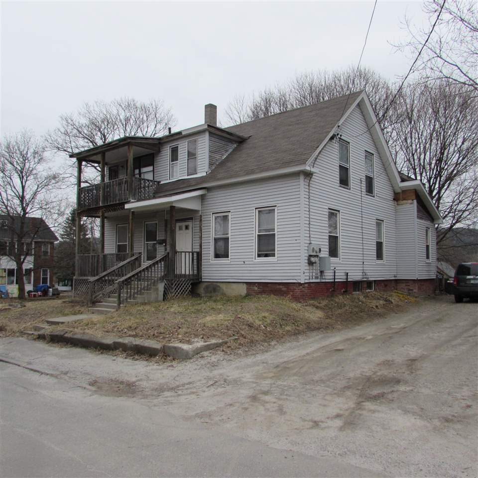Claremont NH 03743Multi Family for sale $List Price is $69,900