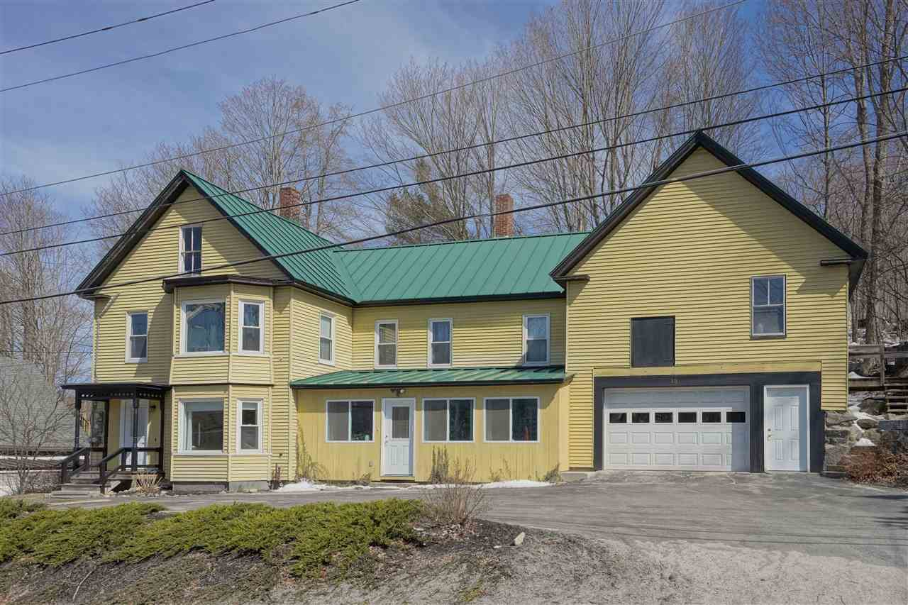 SUNAPEE NH Multi Family for sale $$259,900 | $116 per sq.ft.