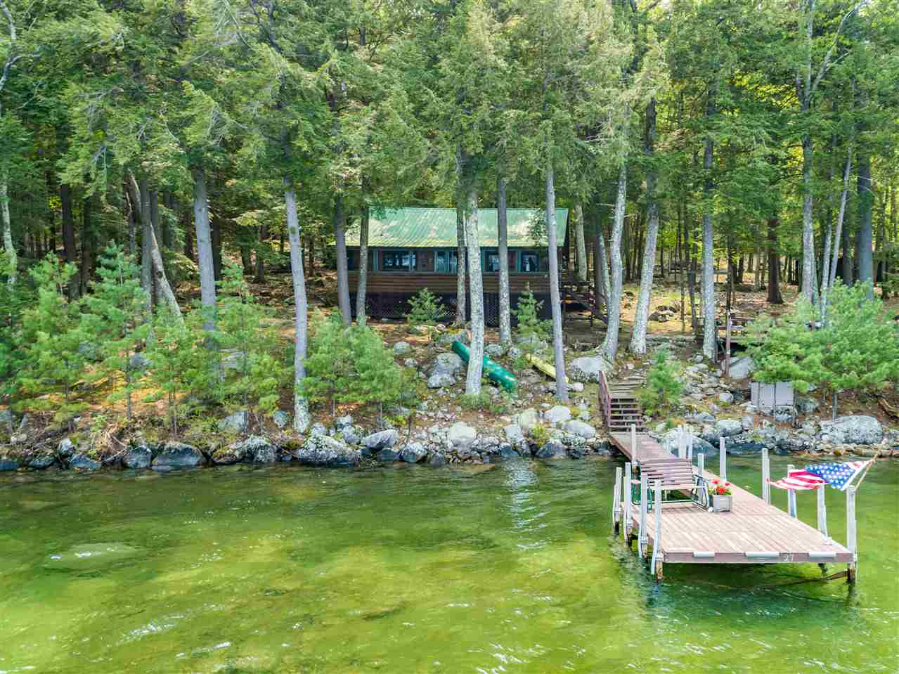 MLS 4746205: 27 Bear Island, Meredith NH