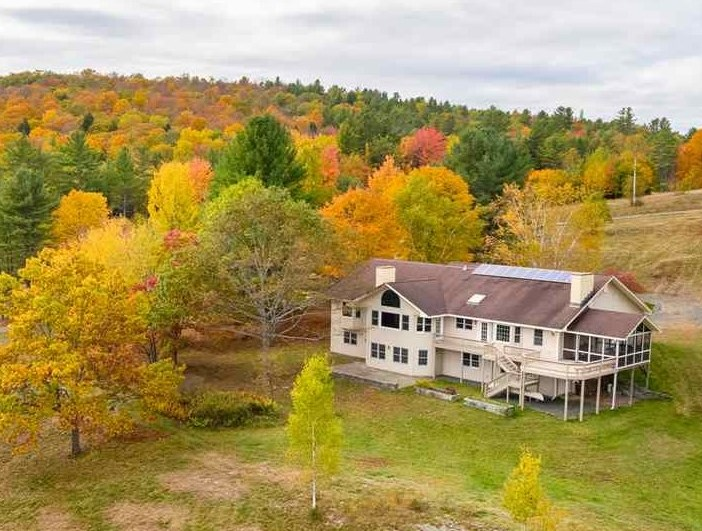 Hartland VT 05048 Home for sale $List Price is $579,000