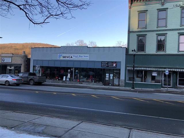 SPRINGFIELD VT Commercial Property for sale $$140,000 | $23 per sq.ft.