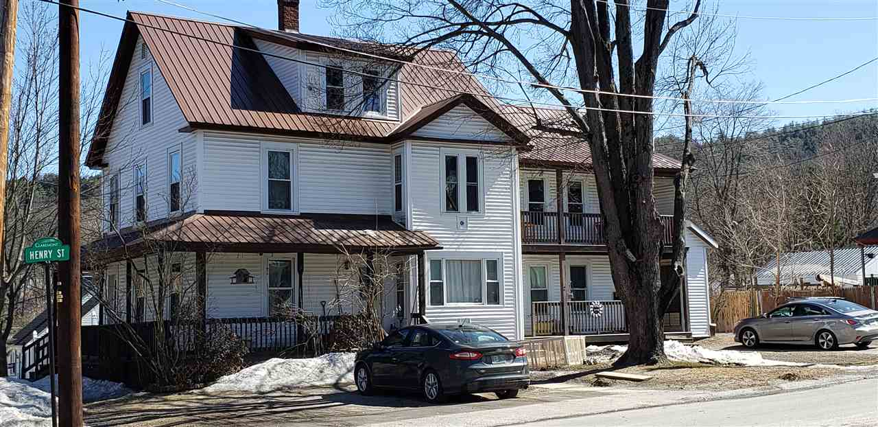 Claremont NH 03743Multi Family for sale $List Price is $169,000