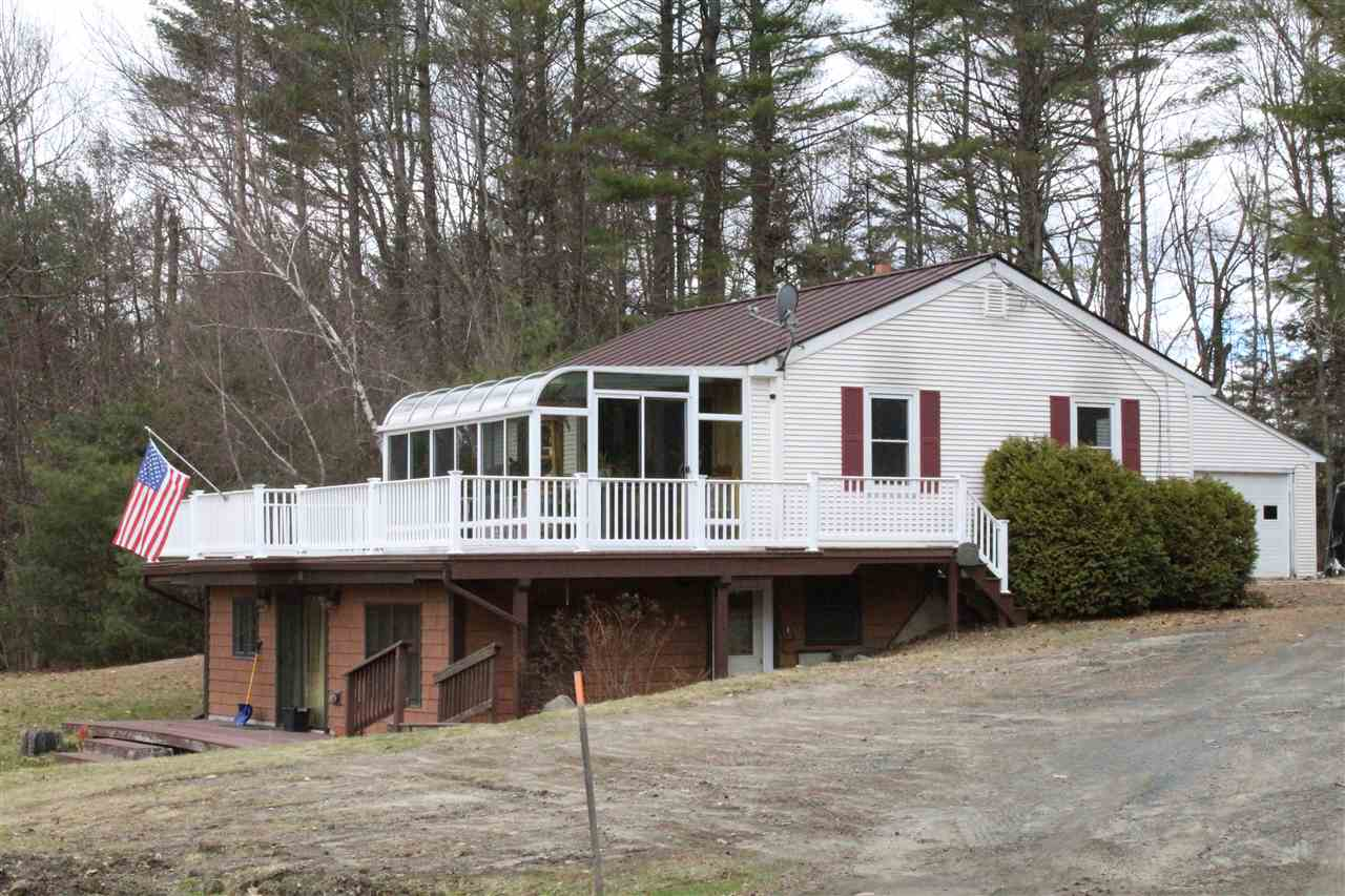 CANAAN NH Lake House for sale $$259,900 | $304 per sq.ft.