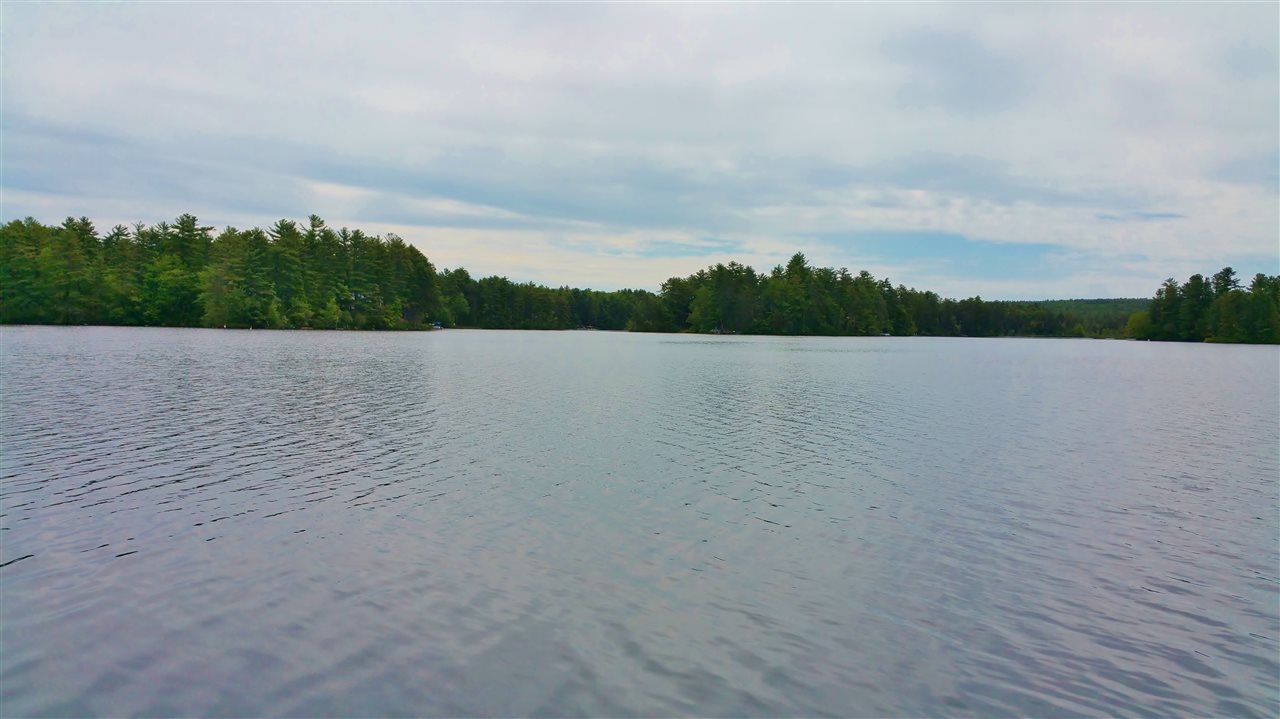 Lake Balch Lake waterfront home for sale in Wakefield