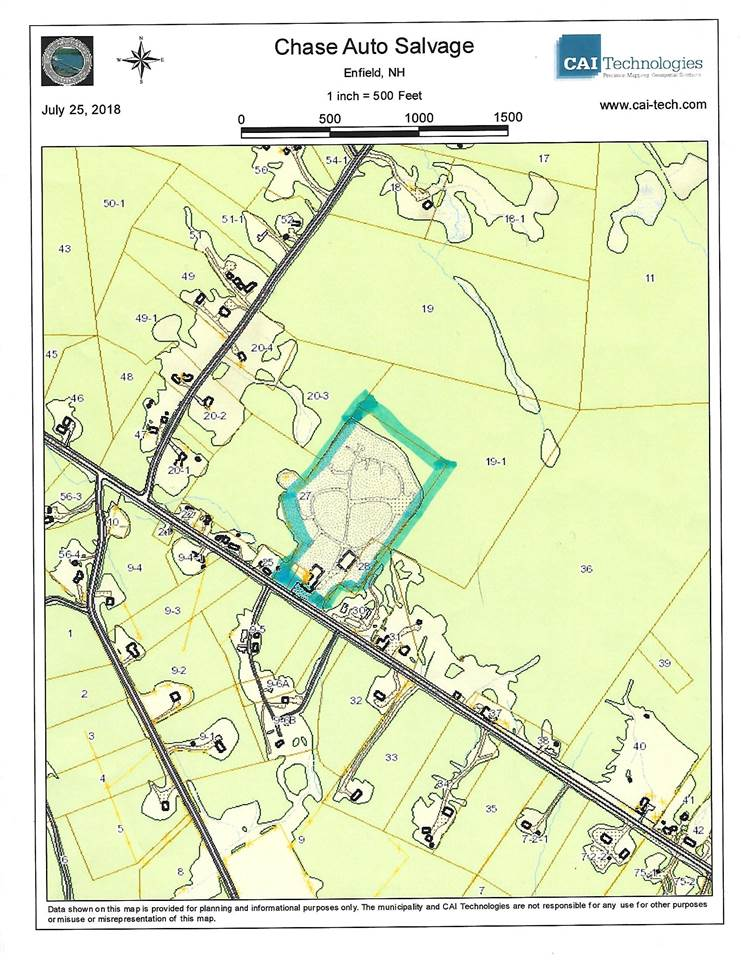 ENFIELD NHLAND  for sale $$569,000 | 19 Acres  | Price Per Acre $0  | Total Lots 3