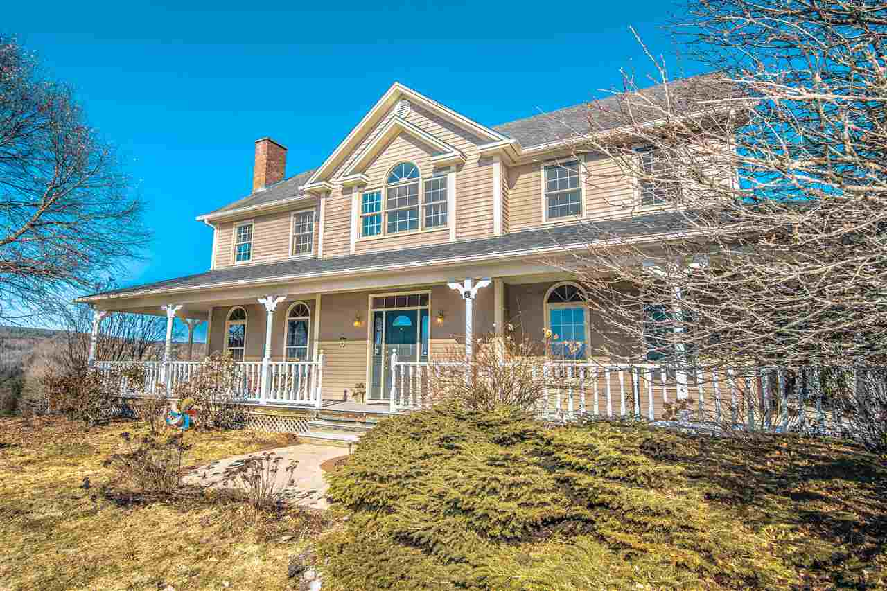 St. Johnsbury VTHorse Farm | Property  on Moose river