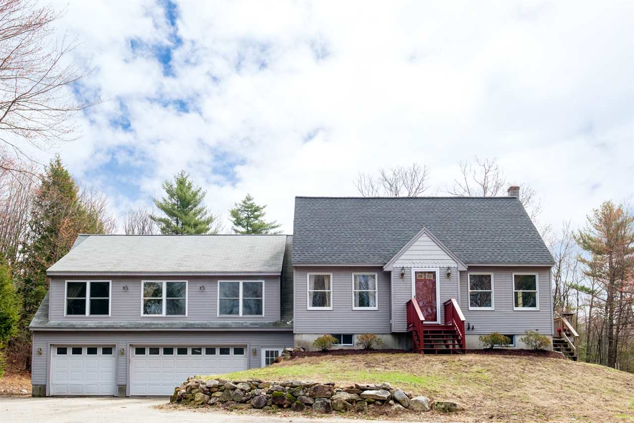 NEW DURHAM NH Home for sale $299,000