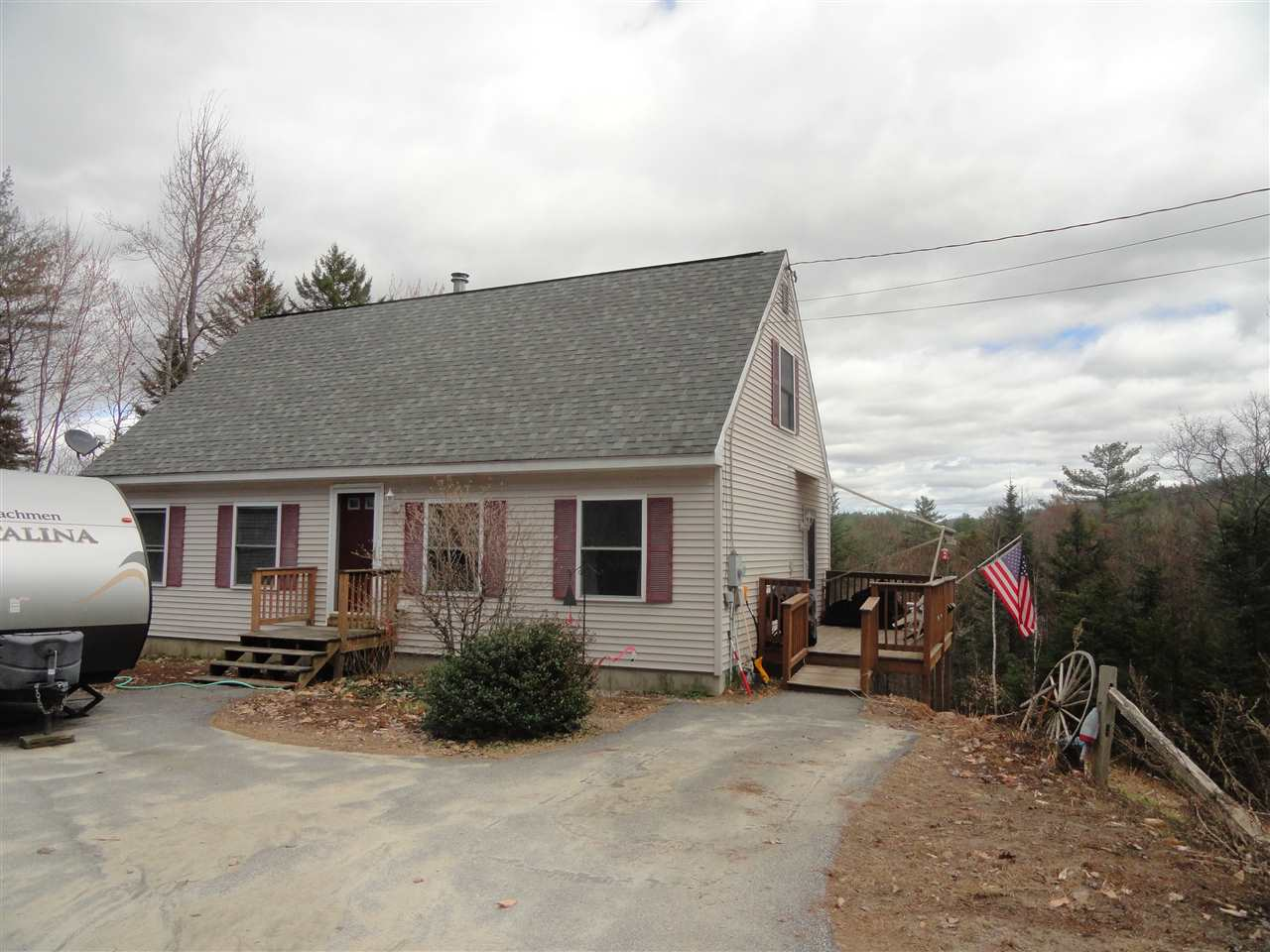 DANBURY NH Home for sale $$162,500 | $169 per sq.ft.