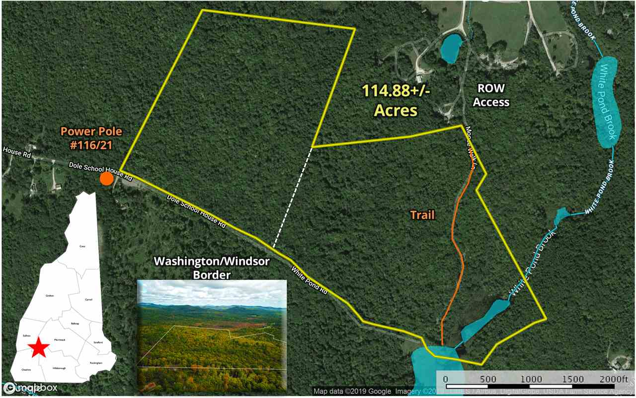 Washington NH 03244 Land for sale $List Price is $175,000