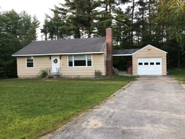 OSSIPEE NH Home for sale $180,000
