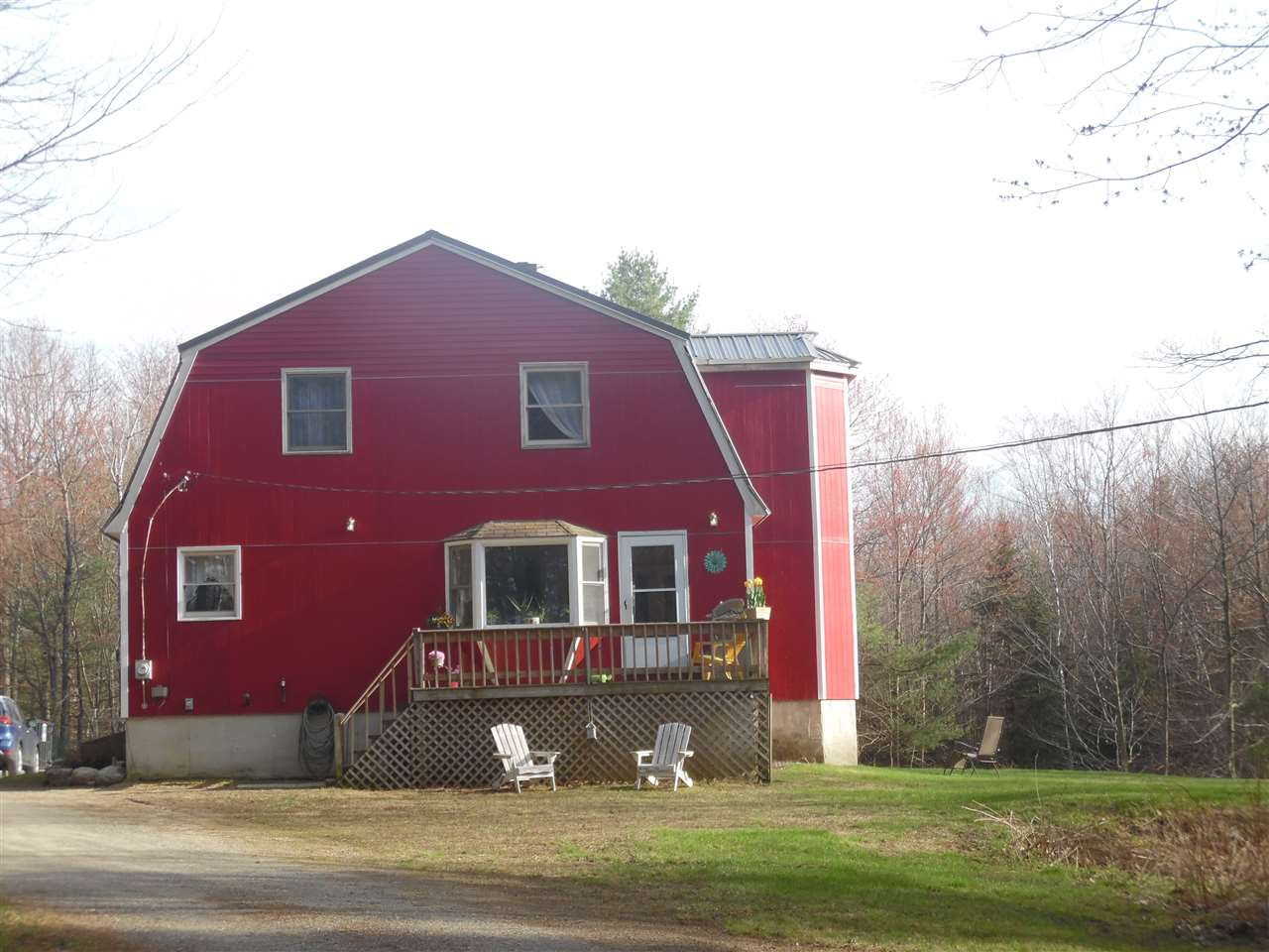 Marlow NH Horse Farm | Property