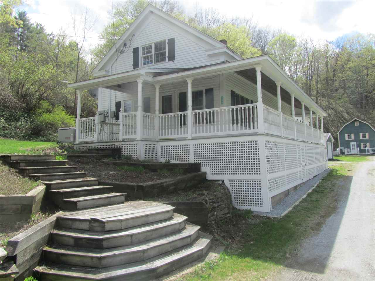 Danby VTHorse Farm | Property  on Baker Brook