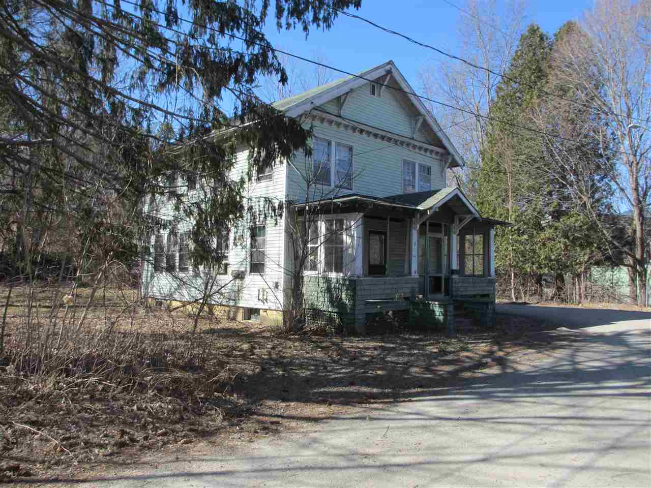 Windsor VT Home for sale $List Price is $99,900