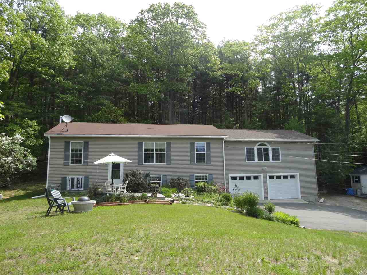 NEW DURHAM NH Home for sale $278,500