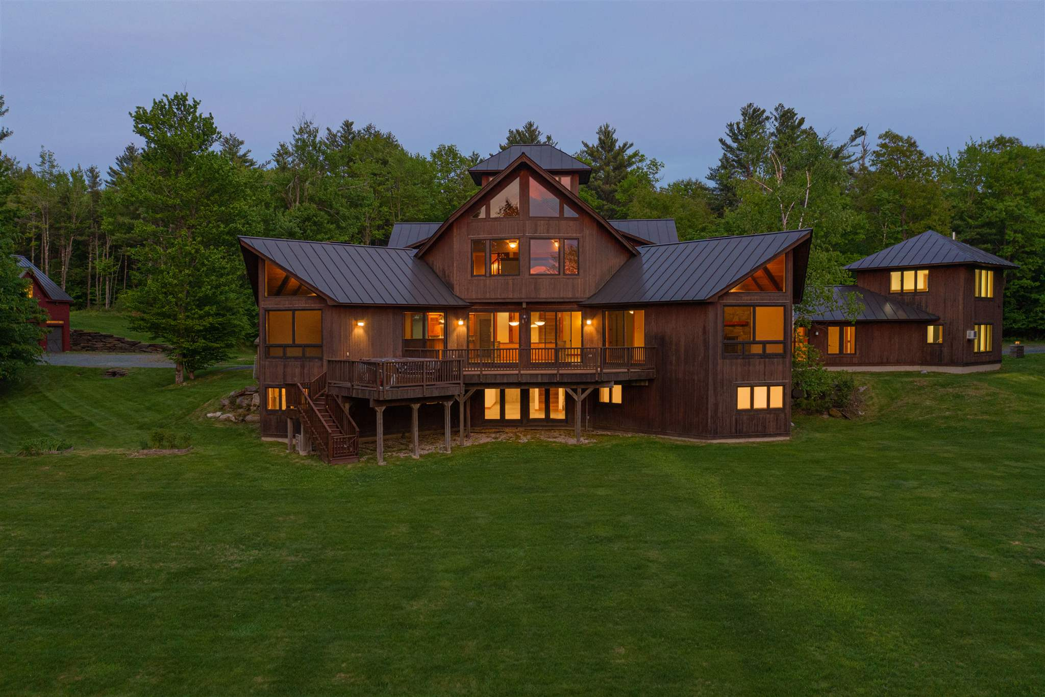 VILLAGE OF ETNA IN TOWN OF HANOVER NH Home for sale $$2,000,000 | $261 per sq.ft.