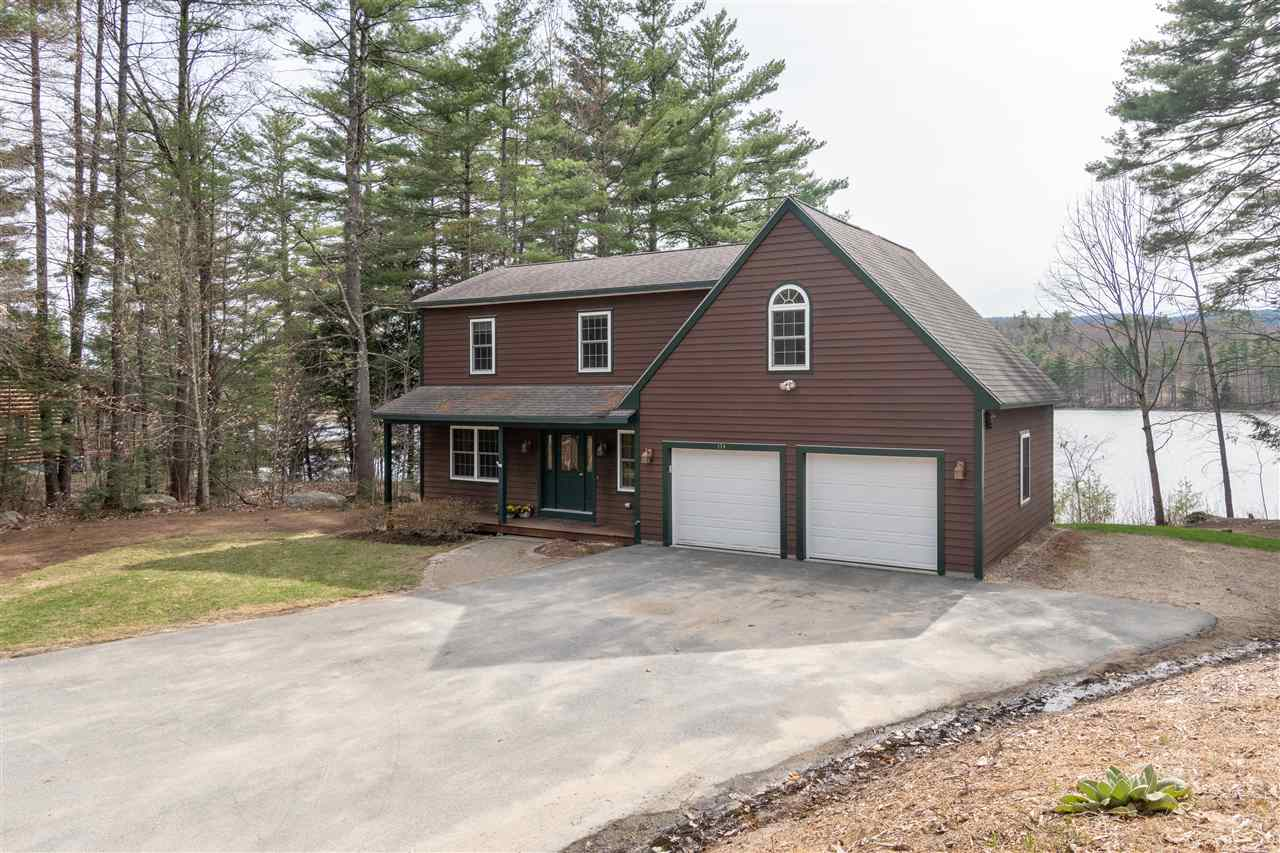 MLS 4749026: 174 Skyline Drive, Moultonborough NH