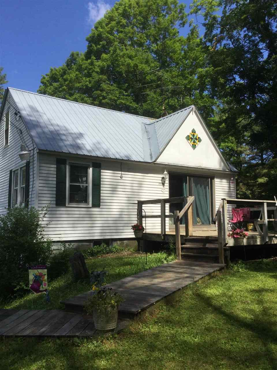 Woodstock VT Home for sale $List Price is $179,000