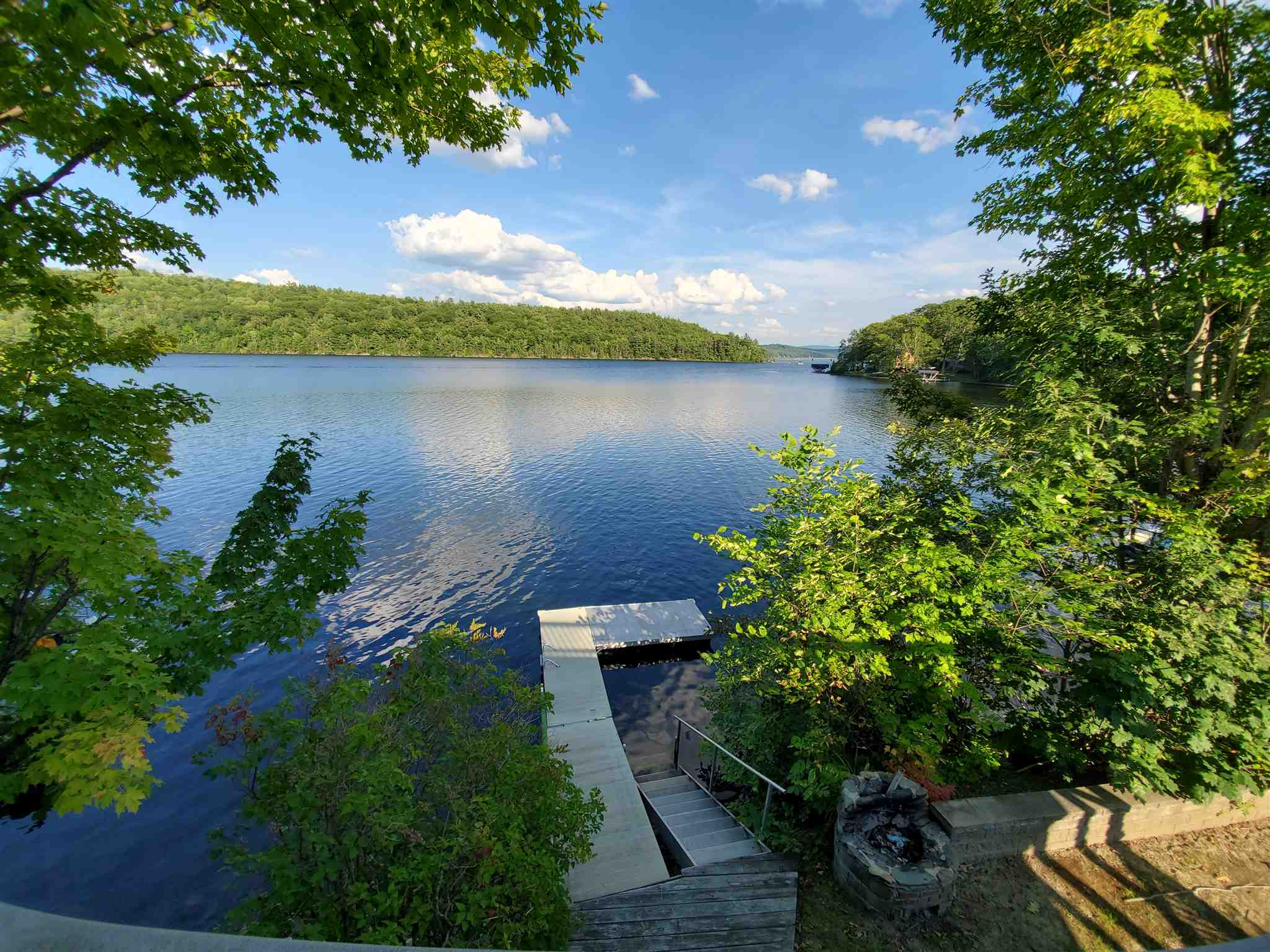 ENFIELD NH Lake House for sale $$395,000 | $182 per sq.ft.