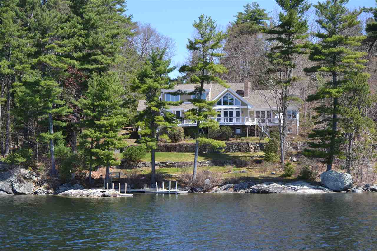 WOLFEBORO NH  Home for sale $2,750,000