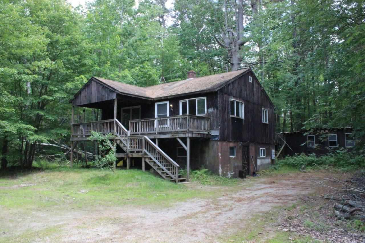 OSSIPEE NH Home for sale $159,000