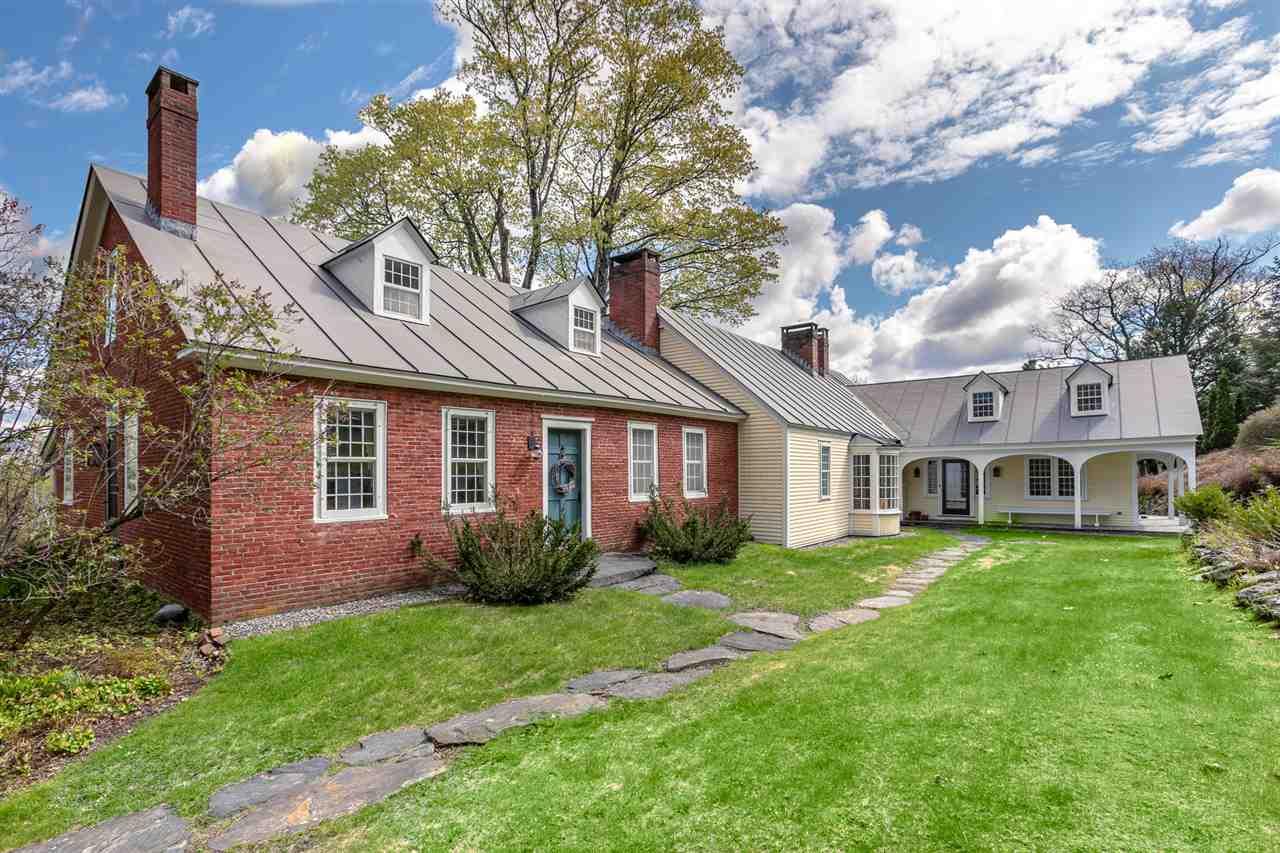 Lyme NHHorse Farm | Property  on Grant Brook